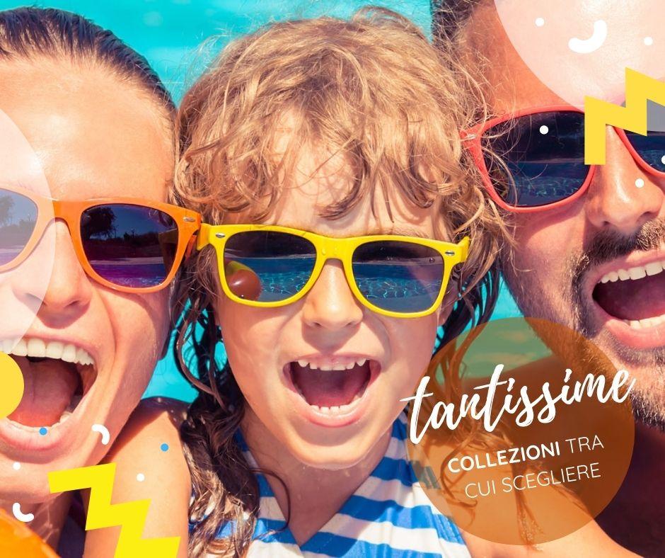 occhiali da sole estate